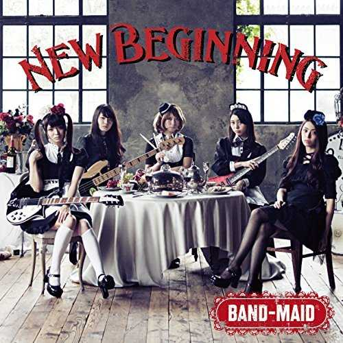 [Album] BAND-MAID® – New Beginning (2015.11.18/MP3/RAR)