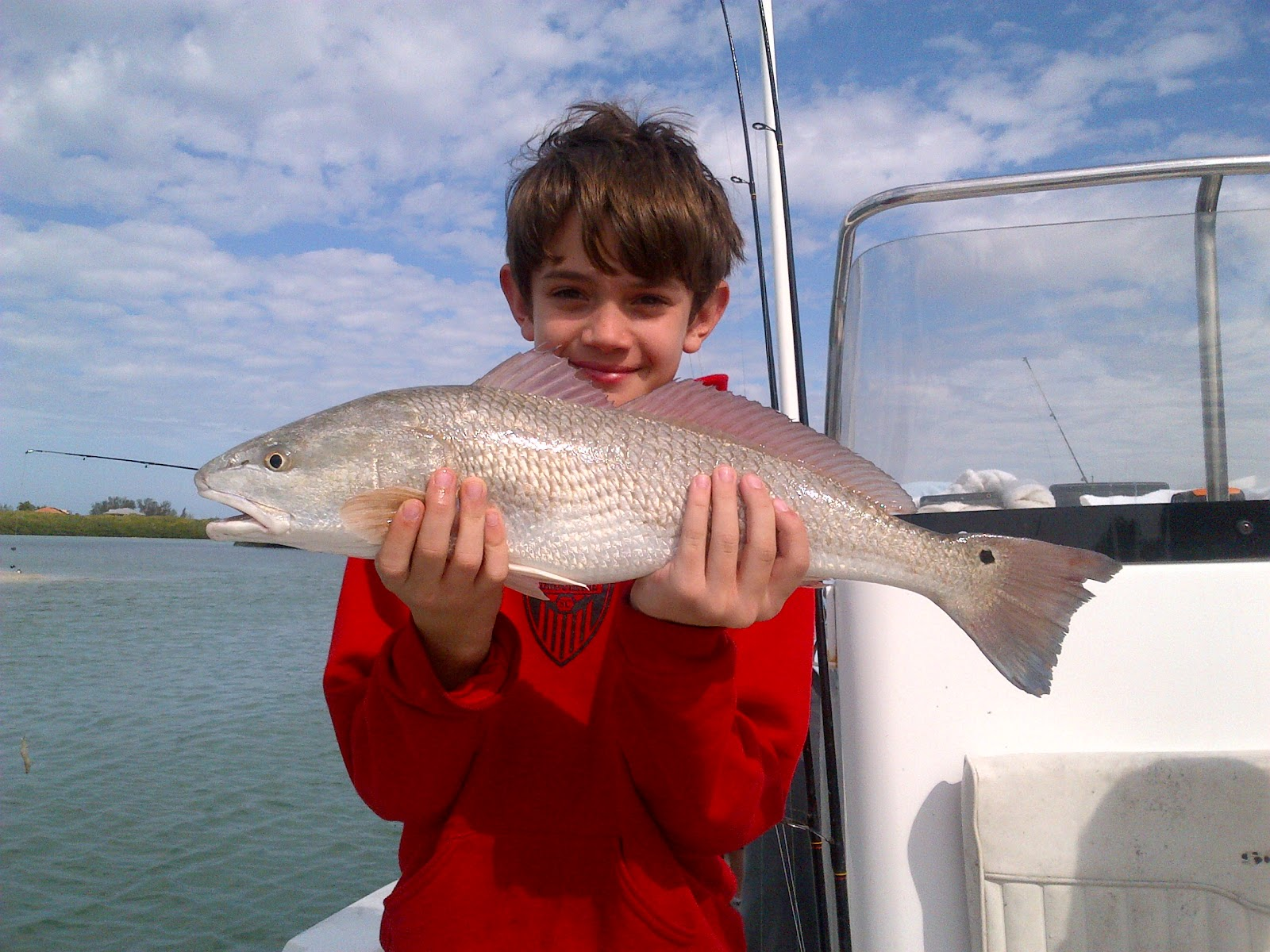 Playin 39 hookey fishing reports march fishing report for for Venice fishing report