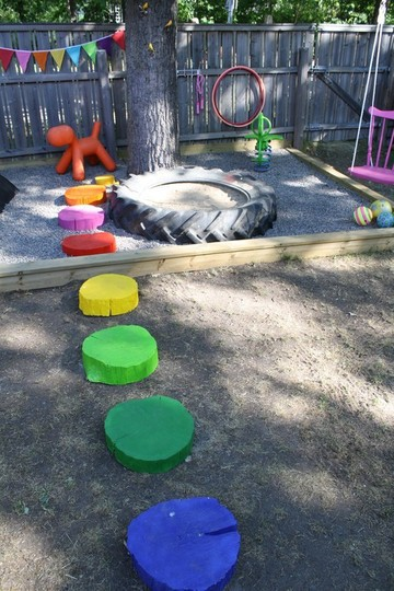 naked baby eco boutique project outdoor play area