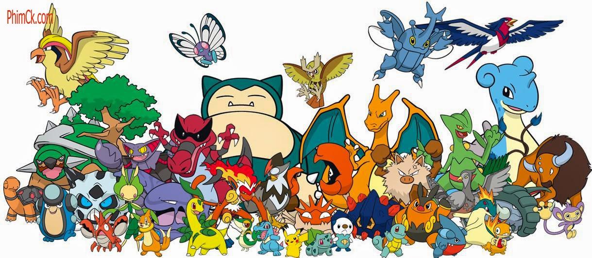 phim pokemon