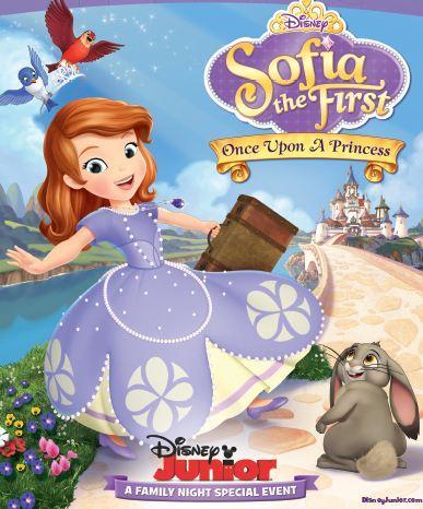 La Princesa Sofía: Érase una vez una princesa 2012 DVDR Final [NTSC