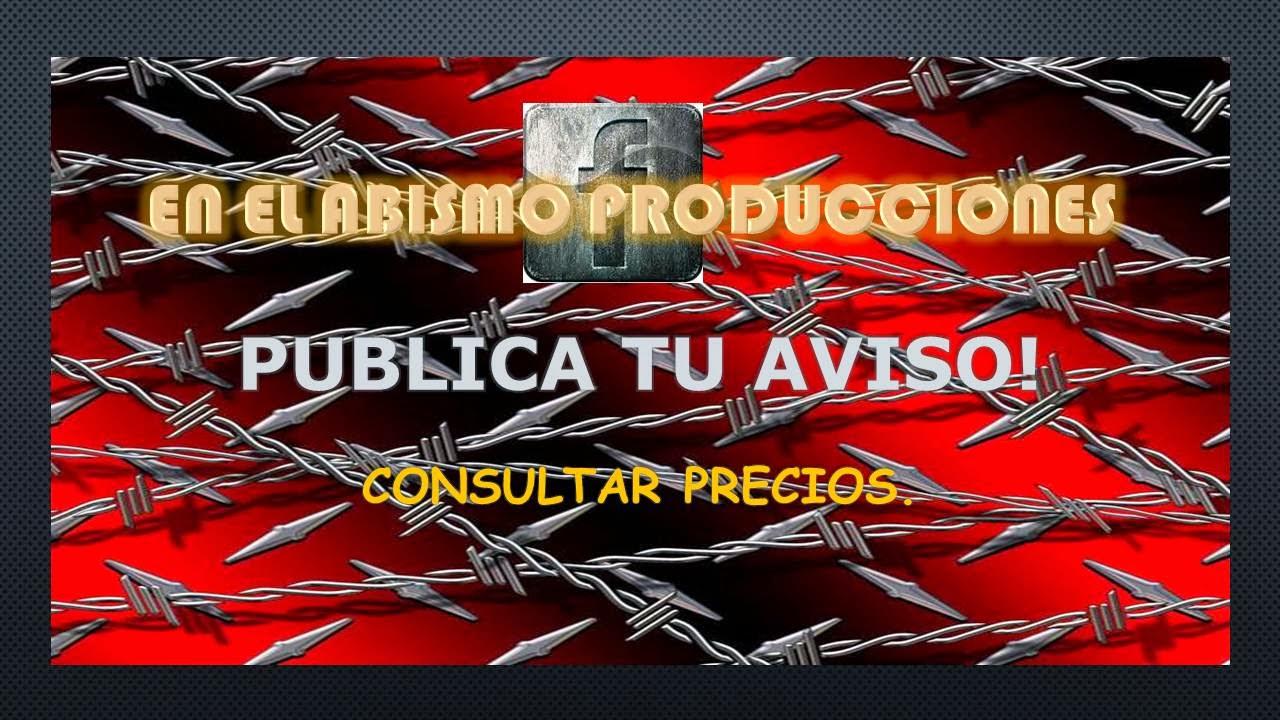 https://www.facebook.com/pages/En-El-Abismo-Producciones/1419359791608900