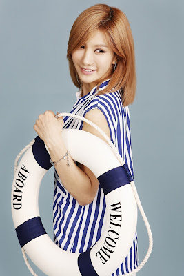 After School Tenasia Interview 2013 Individual Photoshoot