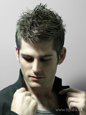 Men Short Hairstyle 2011