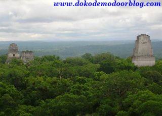 Las Ruinas Mayas de Tikal (Guatemala)