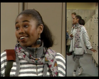 Cosby Show Huxtable fashion blog Tanya