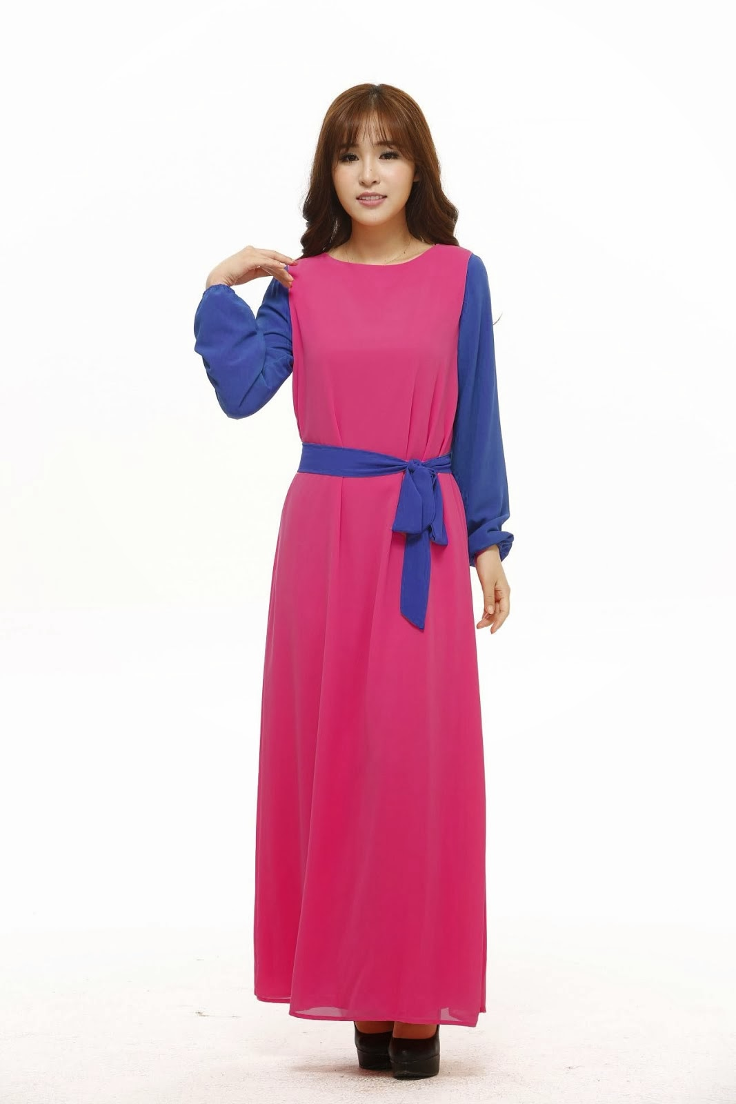 Jubah With Belt