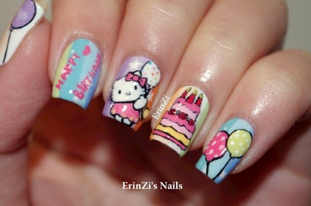 nails art design parties