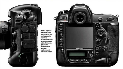 Nikon D4 best price 2012