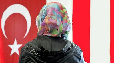 Turkish Muslima in Austria