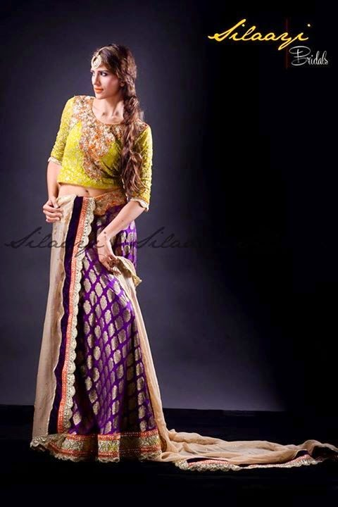 Fall Winter Bridal Collection in Pakistan
