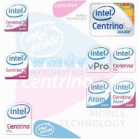 Intel® Centrino™Logo