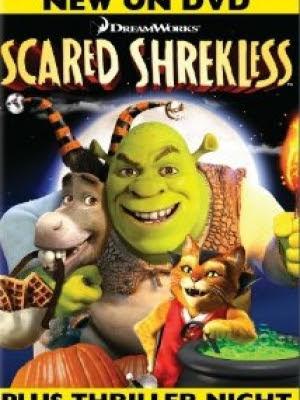 Phim Scared Shrekless