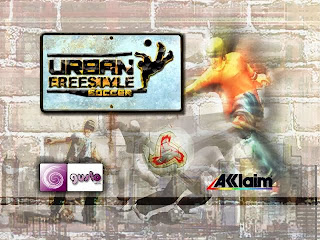 Urban Freestyle Soccer PC Game