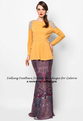 Stunning design baju raya 2013 by JM at Zalora