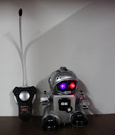 New Robot Radio Control with Light &amp; Music RM38 only!!!