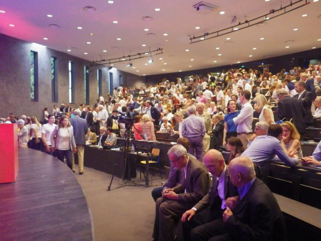 rencontre economique aix en provence 2014