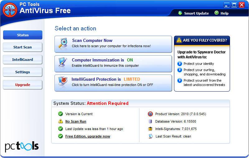 Best Free Antivirus Spyware Malware