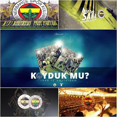 Windows 8 HD Fenerbahçe Teması