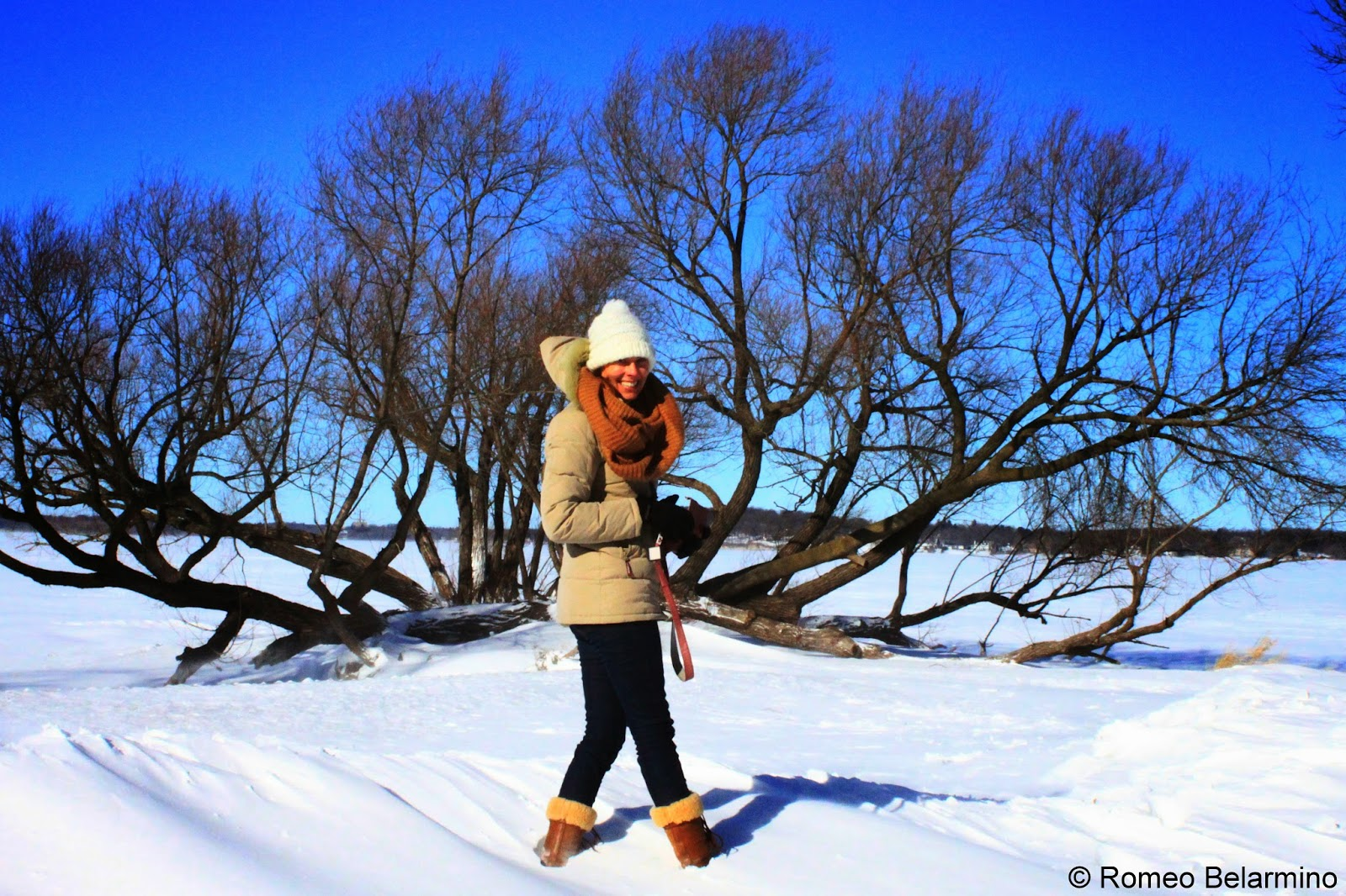 Snowy Winter Travel Packing Tips