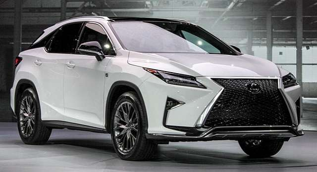2016 Lexus RX 350 Review, Specs. Price
