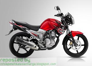 Harga Yamaha New Scorpio Z Motor Terbaru 2012