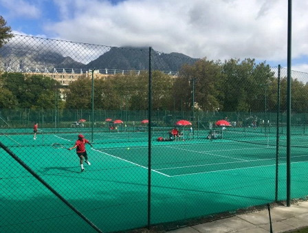 ITF YOUNG SENIORD WORLD CUP - SUDAFRICA - NOVEDADES