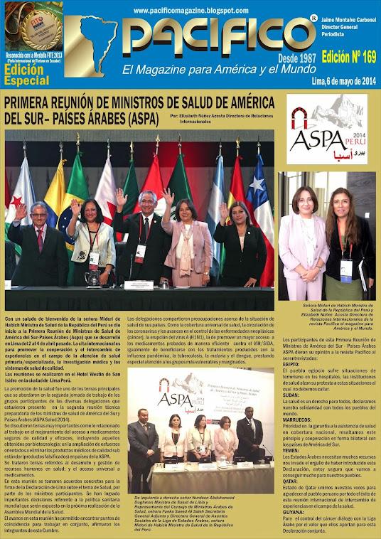 Revista Pacífico Nº 169 Edición Especial