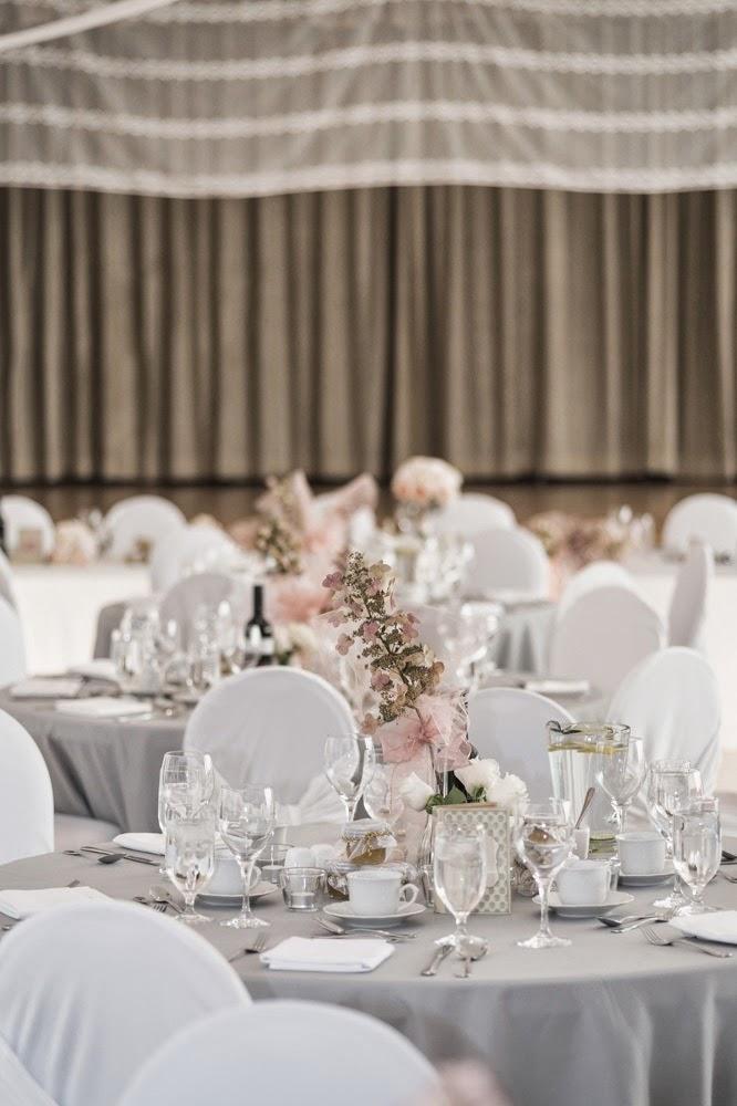 A Second Glance Wedding Reception Decor