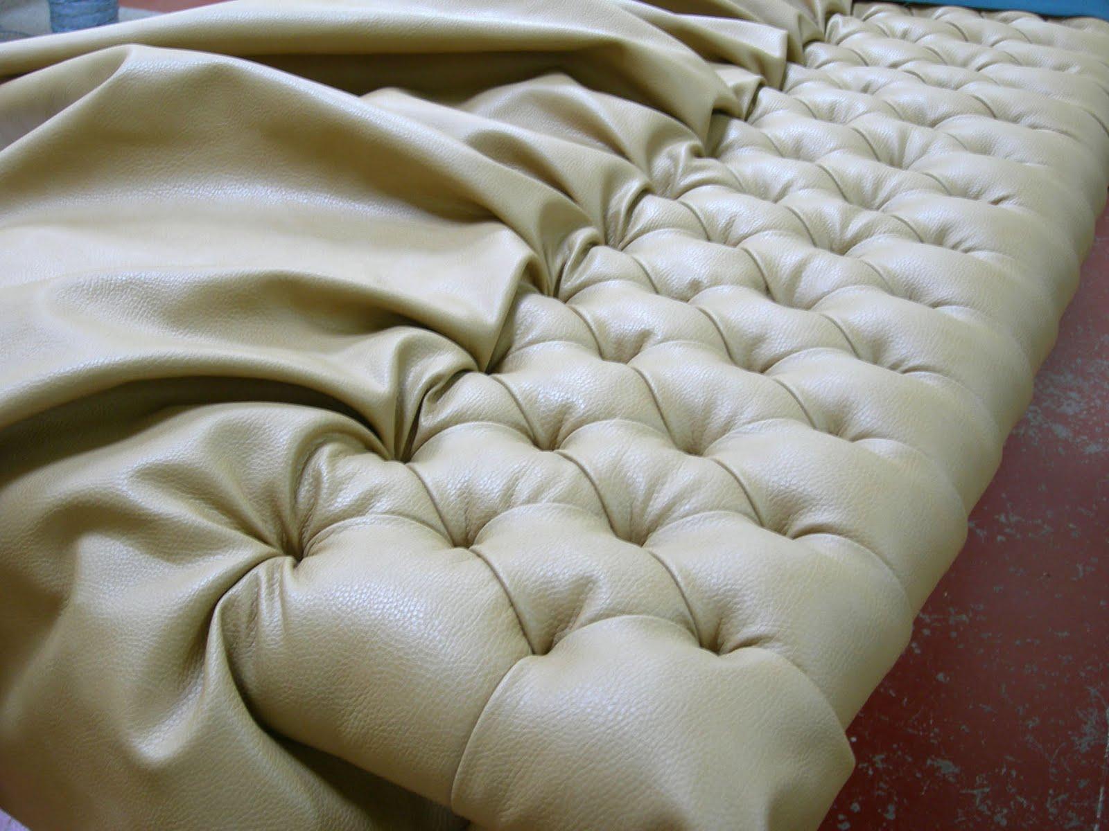 Taller de tapicer a capiton - Talleres de tapiceria ...