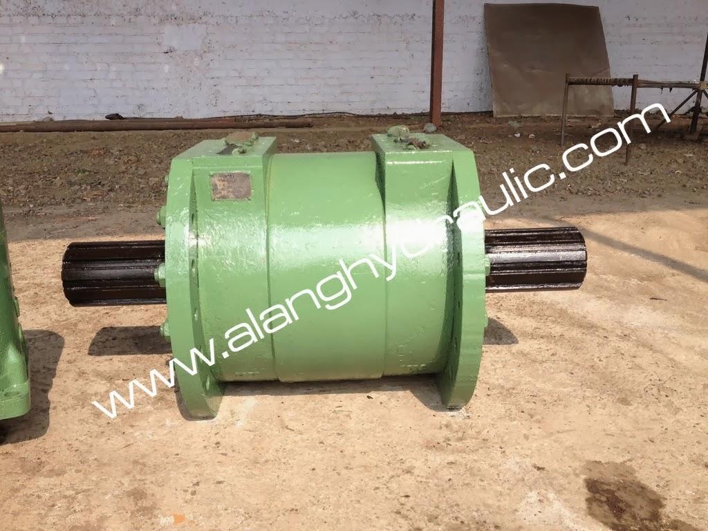 Dual Shaft Hydraulic Motor : Alang hydraulic ihi hvlg motor