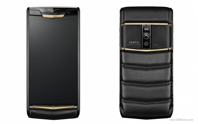 Virtue Signature Touch Smartphone Price €6500 to €13700