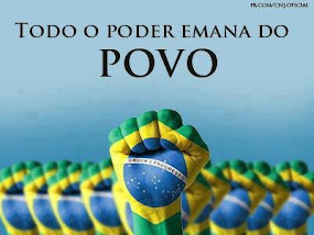 DEMOCRACIA SEMPRE. COMUNISMO NUNCA!