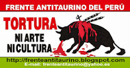 FRENTE ANTITAURINO DEL PERÚ