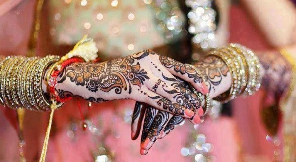 Indian Mehndi Designs For Stylish Girls