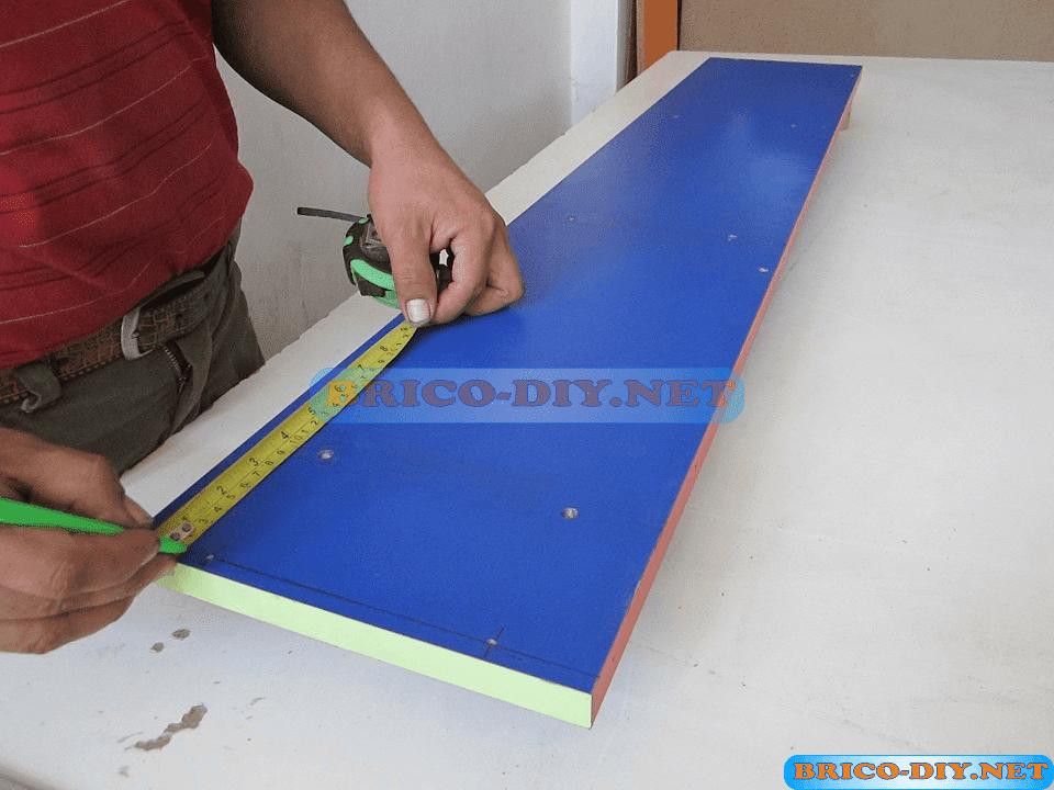 Bricolaje diy planos gratis como hacer muebles de melamina for Como armar bajo mesada de melamina