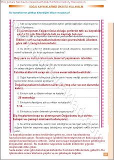 6. Sınıf Sosyal Bilgiler Altın Yayınları Öğrenci Çalışma Kitabı Cevapları Sayfa 81