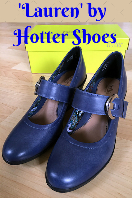 'Lauren' by Hotter Shoes