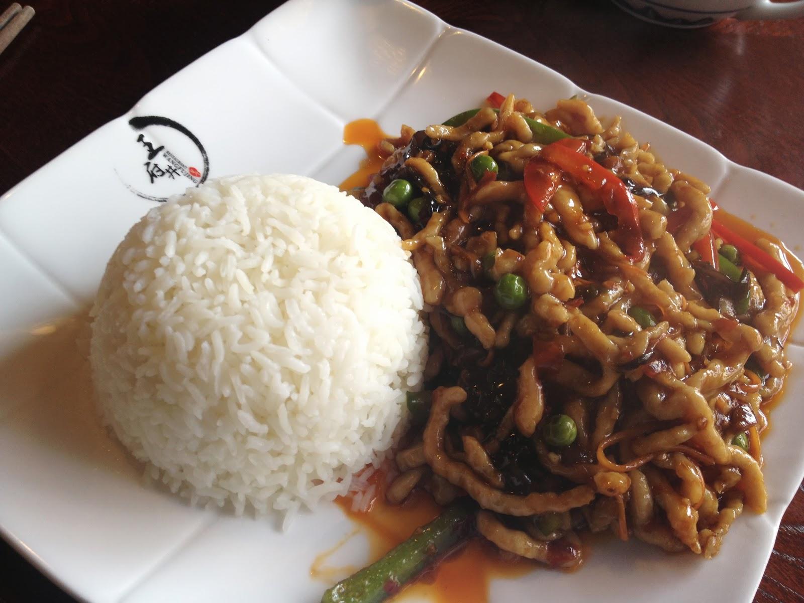 Asian restaurants in melbourne wang fu jing for Asian cuisine melbourne