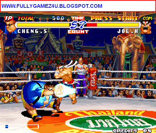 Download Fatal Fury Game 100% Working