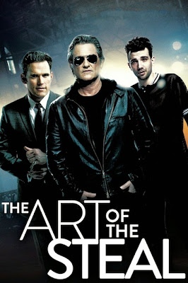 Poster Of Hollywood Film The Art of the Steal (2013) In 300MB Compressed Size PC Movie Free Download At World4ufree.Org