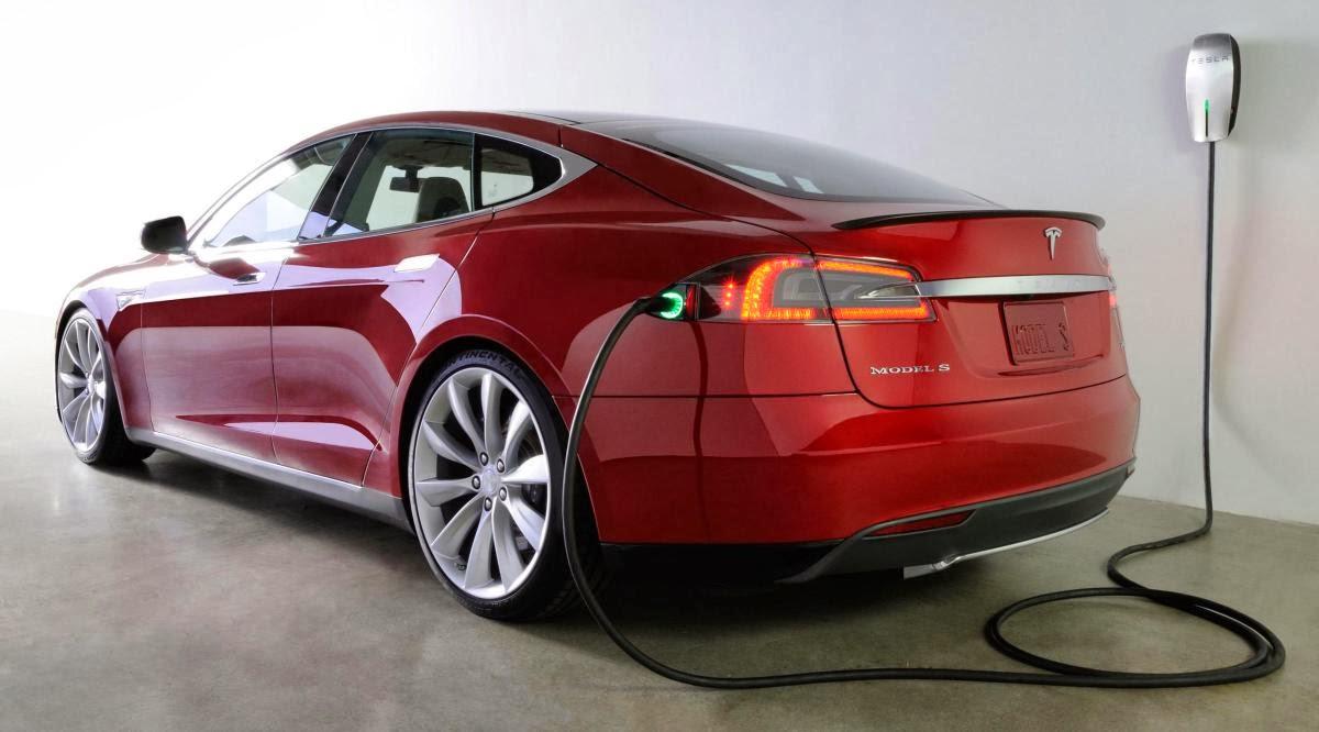 Sanny Blogs Tesla Motors Redefine Electric Cars Model S