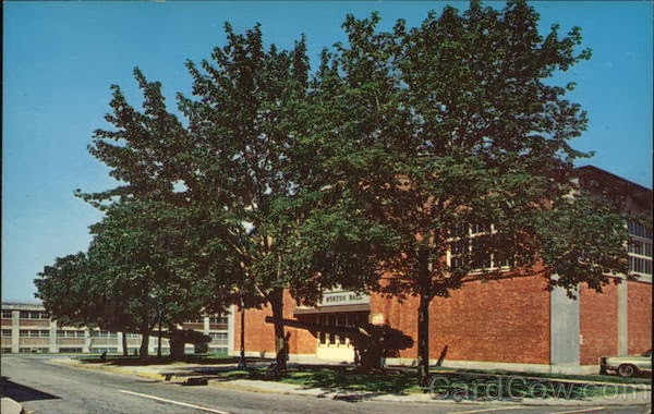 Morton Hall Postcard