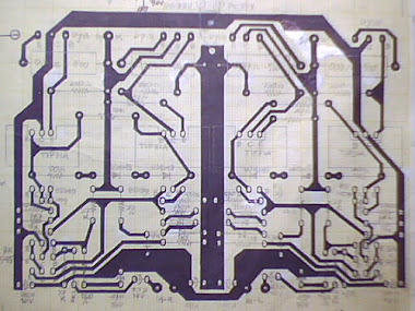 PCB Power Amplifier 170 W
