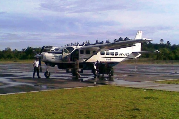 Bandara Sumarorong Mamasa Sulawesi Barat