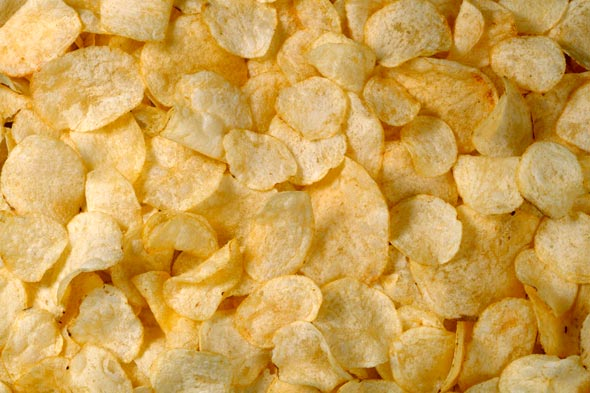 Adrienne's Corner: Potato Chips...