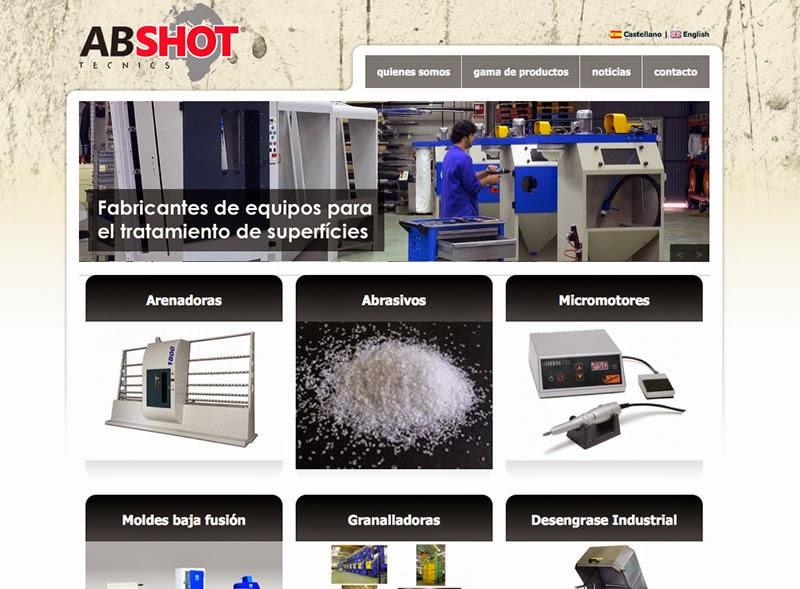 La web de Abshot