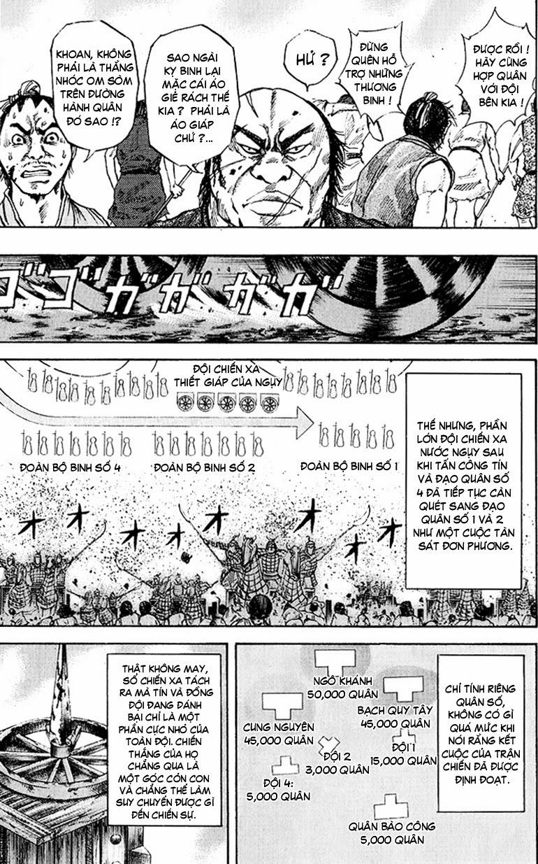 Kingdom – Vương Giả Thiên Hạ (Tổng Hợp) chap 59 page 8 - IZTruyenTranh.com