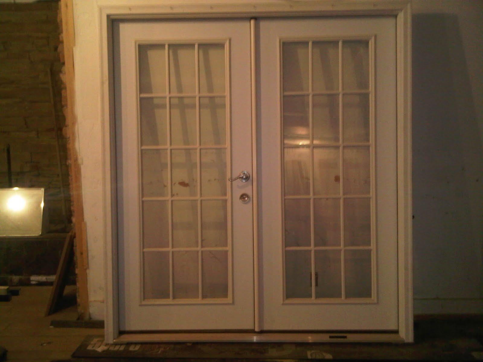The Shop Must Go Steel French Patio Doors 250