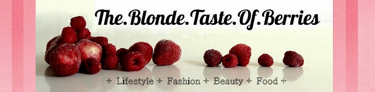 The.Blonde.Taste.Of.Berries